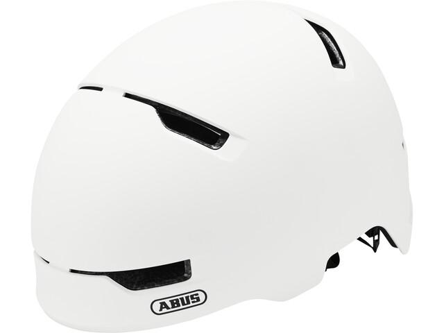 ABUS Scraper 3.0 Fietshelm, zilver